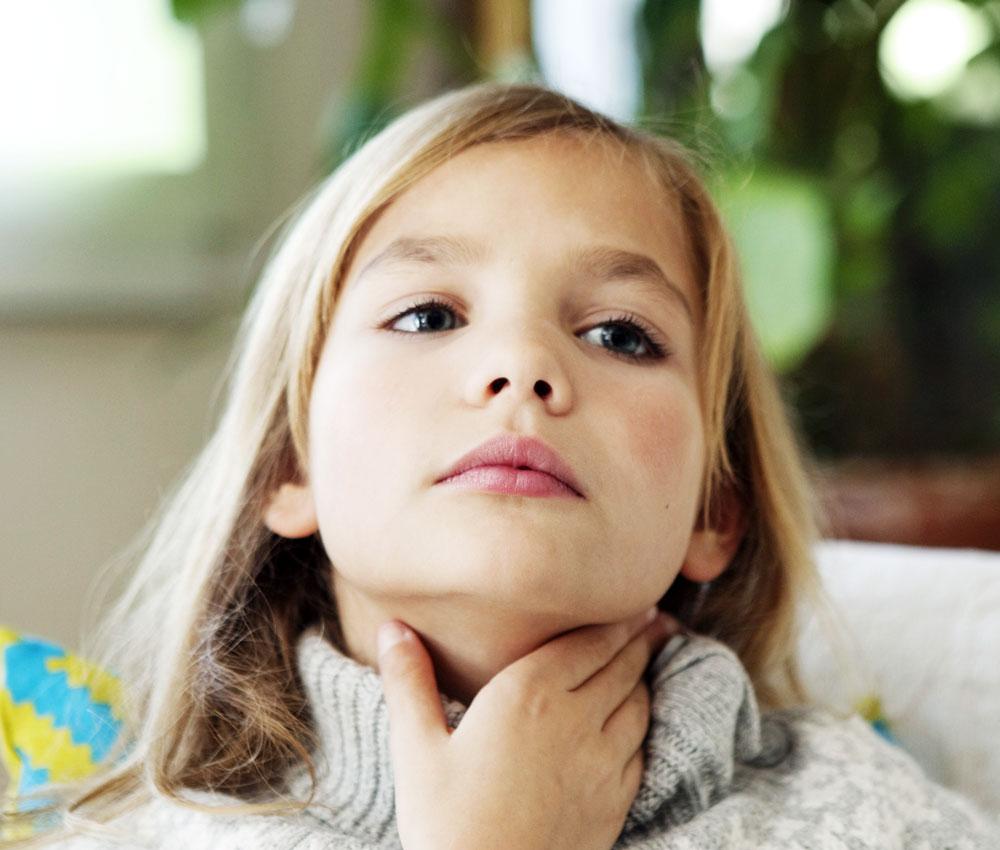 Upper Respiratory Tract Infections in Children