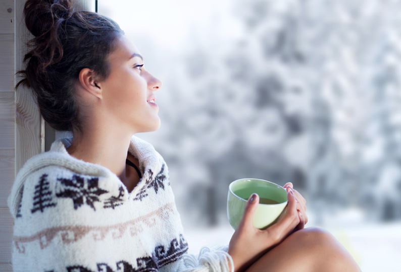 Winter time is cold and flu season – but why?
